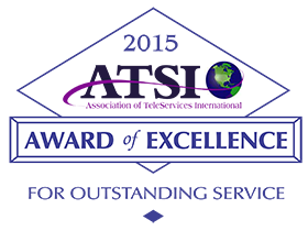 ATSI Award of Excellence 2015